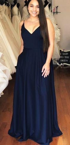 5003b797 18 Best Long navy dresses images | Alon livne wedding dresses ...