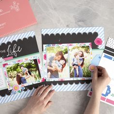 Keep your creativity flowing with Close to My Heart's Craft with Heart™ subscriptions boxes. Receive regular deliveries of scrapbook layout kits that will keep your memory keeping on schedule! Heart Day, Free Prints, Close To My Heart, Scrapbook Layouts, Scrapbooking Ideas, Creative, Crafts, Schedule, Hobbies