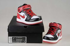 brand new 124f5 954dc Buy Famous Nike Air Jordan 1 Kids White Black Red For You To Choose from  Reliable Famous Nike Air Jordan 1 Kids White Black Red For You To Choose  suppliers.