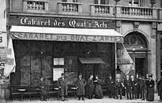 Salles de spectacle disparues à Paris 18e