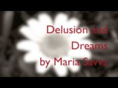 Book trailer for Maria Savva's latest book-Delusion and Dreams