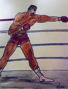How to draw: A Boxer Drawing Lessons, Boxer, Disney Characters, Drawings, Pretty, Artist, People, Blog, Drawing Classes