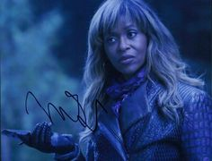 Merrin Dungey Photo Signed In Person - Ursula in Once Upon A Time - Ursula, Once Upon A Time, Jon Snow, Originals, Lab, Photographs, Signs, Fictional Characters, Jhon Snow