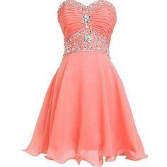 Sweetheart Homecoming Dresses ,A-Li.. ❤ liked on Polyvore featuring dresses, red dress, red homecoming dresses, sweetheart neckline dress, sweetheart homecoming dresses and sweet heart dress