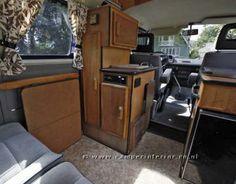 1989 VW Vanagon Adventurewagon Camper