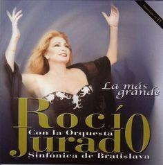 Los de la Escoba: ACTRÍZ y Cantante ) Rocio Jurado ( 10