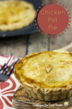 Chicken Pot Pies | Cooking on the Front Burner #chickenpotpie