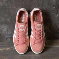 adidas Campus W Raw Pink  Ftw White  Chalk White za skvelú cenu 102 € kúpíte  na Footshop. 06468e2e68f