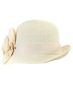 1920s Summer Cloche Hat with Flower Band                                                           $14.99 AT vintagedancer.com