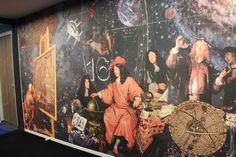 Apartments, Amsterdam, Wall Decor, King, Decoration, Digital, Wallpaper, Cover, Painting