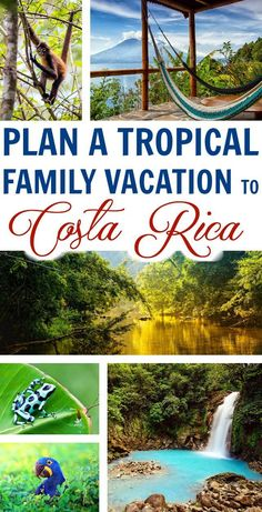 The Easy Way to Plan a Tropical Costa Rica Family Vacation #JourneyAnywhere (AD) @AnywhereCo