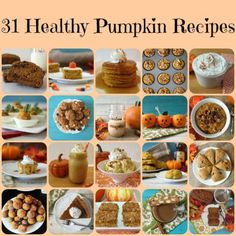 Today I am sharing with you 31 of my all time favorite pumpkin recipes.  I have from appetizers, to drinks to desserts.  Plus I even have easy Peanut Butter Pumpkin Balls for your dog.  People friendly too.  Stop by and check it out!