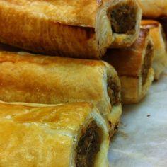 Sausage Roll @ Blue Ribbon