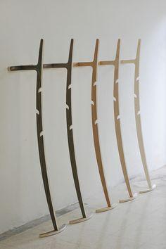 Curve Hanger by Kittipoom Songsiri, via Behance
