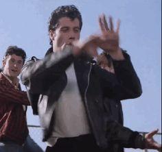 Grease J. Travolta