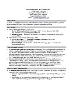 Sample Cto Resume Best Assistant Principal Resume Examples The Resume Has To Different .