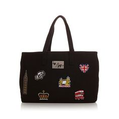 Love Twiggy Patchwork Tote