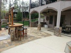 6297 Lakeview Drive Buford, GA 30518 | Outdoor Bar