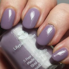 Lilypad Lacquer : The Nude and Neutral Collection Part 2 - Haze