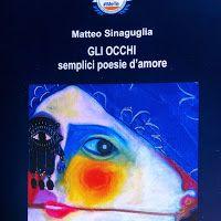 """Il #MeTe presenta il libro """"Gli Occhi, semplici poesie d'amore"""" di Matteo Sinaguglia Con un piccolo contributo puoi sostenere il Museo, ricevendo il libro!!!"""