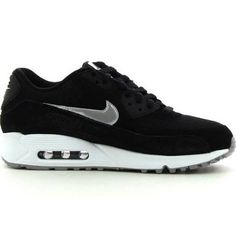 competitive price 1e407 d24d1 Nike - Nike Air Max 90 Essential Homme Noir Pas Cher