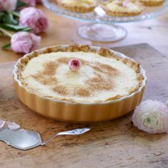 I love this pie, i've changed the recipe a bit, but nevertheless, just try it! Happy Hour, Macarons, Tapas, Appetizer Recipes, Appetizers, Sushi, Tiramisu Cheesecake, Milk Tart, Onion Relish