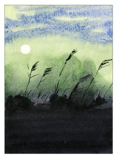 Morning grass by erzsebet-beast.deviantart.com on @deviantART