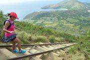 Oahu's killer hike: railroad ties, up/down Koko Crater in Honolulu Honolulu Hawaii, Oahu, Hawaii Hikes, Railroad Ties, Pacific Northwest, Adventure Travel, Trail, Old Things, Hiking