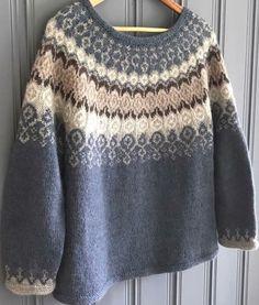 Anne-Lise Descamps& media statistics and analytics Motif Fair Isle, Fair Isle Pattern, Fair Isle Knitting, Hand Knitting, Vintage Knitting, Knitting Designs, Knitting Patterns, Knitting Tutorials, Stitch Patterns
