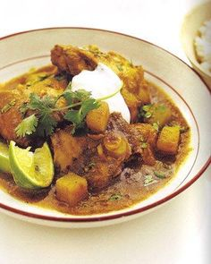 Chicken Curry Recipe-- Even better the next day.