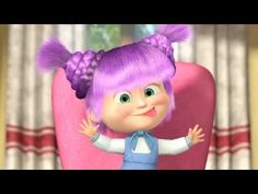 Masha and The Bear 2014 - Beauty - Song about Beauty - Masha i Medved 20...
