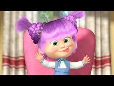 Masha and The Bear 2014 - Beauty - Song about Beauty - Masha i Medved 20...