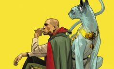 From We3 to Saga: 5 #GraphicNovels That Would Make Fantastic Films
