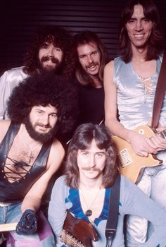 Barry Goudreau Boston Band Signed Autographed Photo Guitarist Brad Delp C Rock & Pop, Rock And Roll, Boston Band, Boston Music, Brad Delp, Tom Scholz, Arena Rock, Psychedelic Bands, Blues