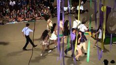 El Rancho High School ERHS - Sophomores - Night Pep Rally 2013 Skit