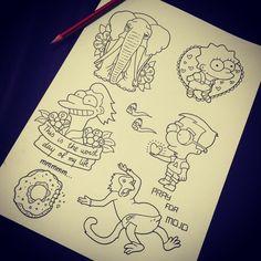 #tattoo                                                                                                                                                      More                                                                                                                                                                                 Más