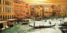 """VENICE & THE GEMS OF NORTHERN ITALY . . .Celebrate the """"Queen of the Adriatic"""" and uncover the hidden treasures of Northern Italy.  Renaissance palazzi float mirage-like above the lagoon as singing gondoliers pole past. Such sights and sounds could occur in only one place in the world: Venice. This odyssey of Northern Italy's best begins and ends in this iconic city, the """"Queen of the Adriatic."""" You will also enjoy Padua, Bologna, Ferrara, Verona, and Raven."""