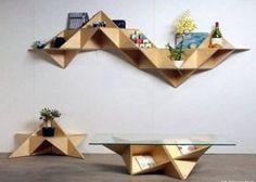 Farklı mobilyadan dekorasyonlar