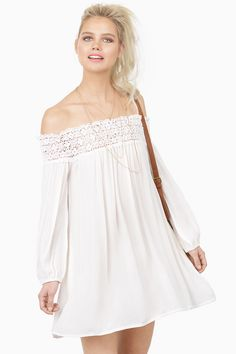 Only Yours Dress $43.00 tobi