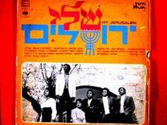 ירושלים שלי - מוטי פליישר והלהקה
