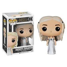 POP Vinyl Figur Game of Thrones - Daenerys Targaryen im Kleid - Funko - Auktion