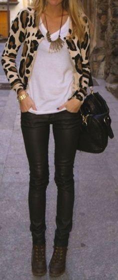 Jeans&Boots Jeans y botas un clasico para el frio