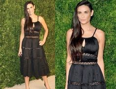 Celebrity Health Fitness: Demi Moore, 52, Wows CFDA Awards: Her Raw Vegan Diet And Yoga Workout Secrets. From the Downdog Diary Yoga Blog found exclusively at DownDog Boutique. DownDog Diary brings together yoga stories from around the web on Yoga Lifestyle... Read more at DownDog Diary