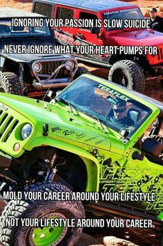 #TeraFlex Jeep Quotes, Jeep Sayings, Heart Pump, Car Memes, Jeep Truck, Jeep Life, Outdoor Life, Drag Racing, Jeep Wrangler
