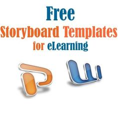 INSTRUCTIONAL DESIGNERS, WHAT ARE YOU WATING FOR??? --------------- Ultimate List of Free Storyboard Templates for eLearning