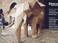 -EleFab- EleFab es un divertido proyecto de Fab Lab Barcelona en el marco de FabKids. EleFab nace de un workshop realizado para la segunda edición de Open Air Festival. Fuente: Fab Lab Barcelona