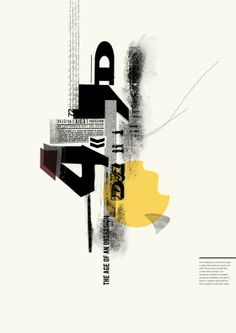 Type Posters of the Day « The Graphic Side of Life
