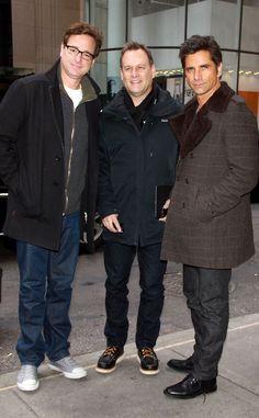 #20834 John Stamos, Bob Saget & Dave Coulier
