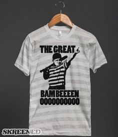 The Great Bambino  | Celebrate one of the films in history, or at least of childhood, in this classic top! #Skreened #bambino #sandlot