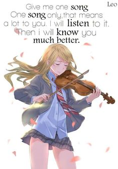Image: Your Lie In April